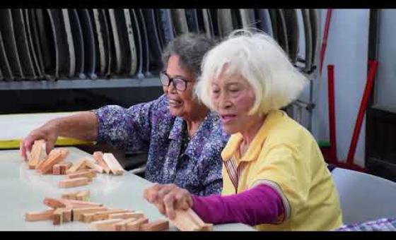 Embedded thumbnail for 2017「蹲點‧台灣」最佳影像紀錄獎:〈阿嬤,我回來了〉--- 福音部落